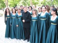 """Festivalul Internaţional """"Vocile Ortodoxiei"""", Pomorie, Bulgaria (mai 2007)"""