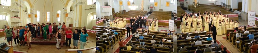 SOUND Subteran - Festival itinerant, Biserica Unitariană din Cluj, Romania (18 iunie 2016)